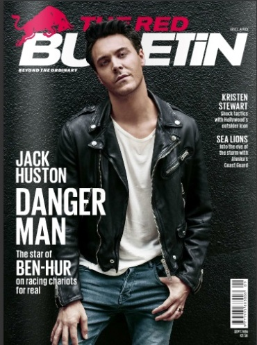 Red Bulletin Cover