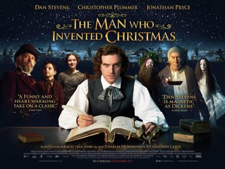 The-Man-Who-Invented-Christmas-UK-poster