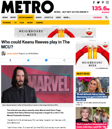 Screenshot_2019-06-21 Who could Keanu Reeves play in The MCU