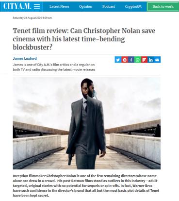 Screenshot_2020-08-30 Tenet film review Can Christopher Nolan save cinema with his latest time-bending blockbuster - CityAM